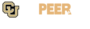 CU and Peer Logos with slogan